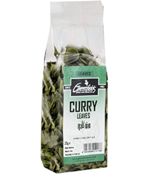 Greenfield curry leaves